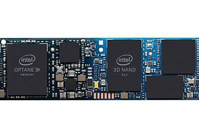 SSDの倍速へ! インテルが新Optaneメモリとストレージを組み合わせ、ラップトップ向けに提供 | ギズモード・ジャパン