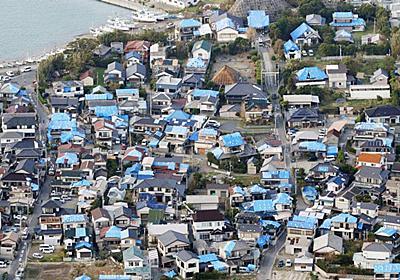 台風15号被害から1週間 停電11万軒超断水2万戸 復旧長期化、疲労ピーク 荒天の予報避難所設置   千葉日報オンライン