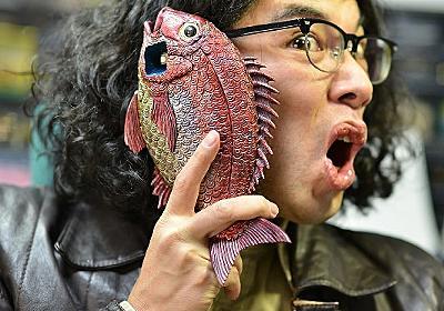 美とあそぶ:片桐仁さん/1 笑わせるつもりが「本気」に   毎日新聞