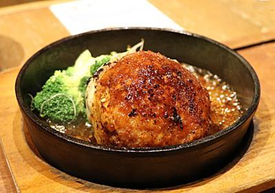 ハンバーグが2回まで替え玉可能という衝撃!福岡パルコ地下に糸島豚の熟成肉を使った肉好き待望の定食があった - ぐるなび みんなのごはん