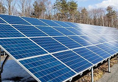 ソーラーパネルの表面に「単純な模様」を追加するだけで光の吸収効率が2倍以上になるとの研究結果 - GIGAZINE