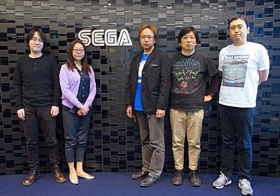【インタビュー】「SEGA AGES バーチャレーシング」インタビュー - GAME Watch