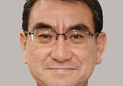 次の首相に、河野氏トップ31% 石破氏26%、岸田氏は18% | 共同通信
