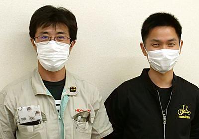 電動三輪車「ノスリス」開発者の東條憲一郎&牧村和樹さんインタビュー、ノスリスの誕生秘話や今後の展開について聞いてみた - GIGAZINE