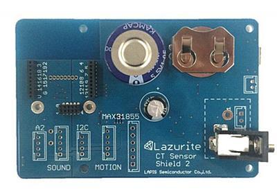 電源工事不要で工作機器をIoT化できる電流検出用中継基板 - MONOist(モノイスト)