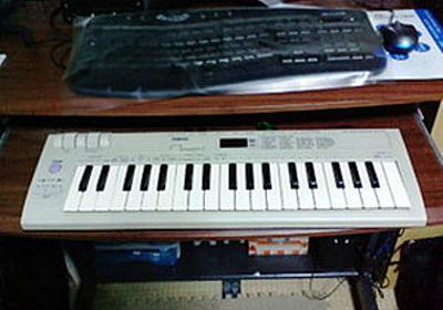 MIDIキーボード修理 その2: ウンパルンパのブログ
