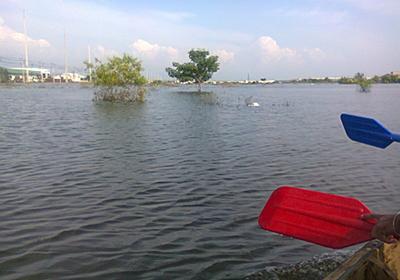 【秘蔵写真】タイで発生した大洪水の被害が凄まじかった・・・   Quooll