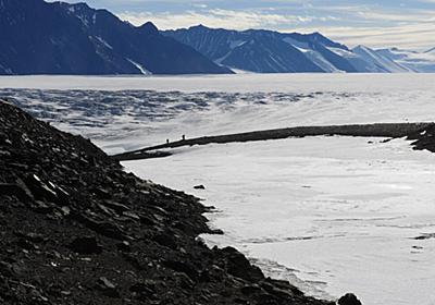 生命体がいないと見られる土壌が南極で見つかる、初 | ナショナルジオグラフィック日本版サイト