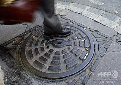 「マンホール」とはもう言いません、ジェンダー配慮で用語変更 米バークレー市 写真1枚 国際ニュース:AFPBB News