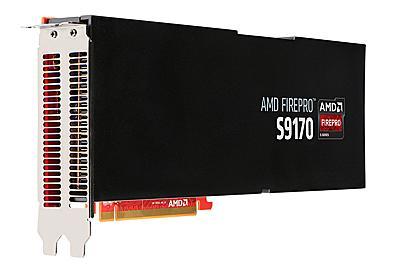 AMD、32GBのビデオメモリを備えた演算サーバー向けGPU - PC Watch