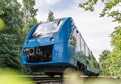 MIT Tech Review: 世界初、燃料電池で走る「水素電車」がドイツでデビュー