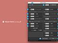 3flab inc. | アイテム数値調整ダイアログ