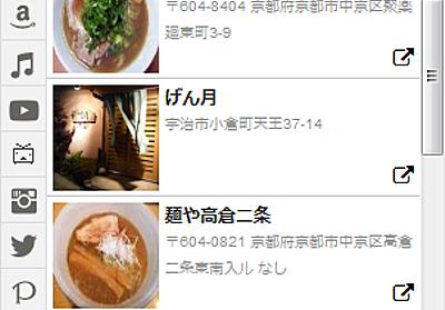 レストラン紹介機能で都道府県による絞り込みや、ぐるなびに加えて食べログからも検索できるようにしました - はてなブログ開発ブログ