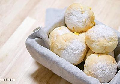 生のとうもろこしから作る、ふわもちコーンパンのレシピ | アキノメディア