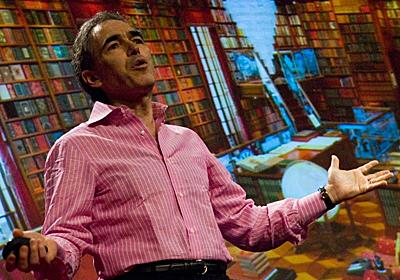 Jay Walker: My library of human imagination | TED Talk