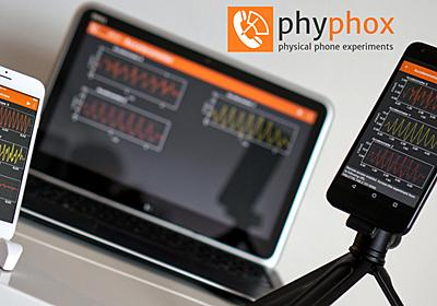 phyphox – Physical Phone Experiments