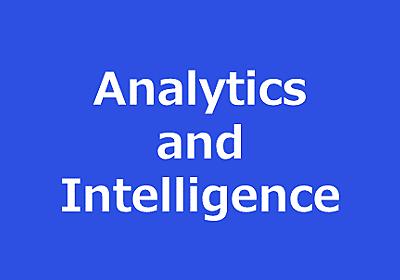 今日の白金鉱業 Meetup Vol.8の資料をアップ | データ分析とインテリジェンス