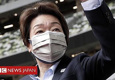 東京五輪は「100%」開催、ただ「無観客も覚悟」 橋本会長BBCインタビュー - BBCニュース