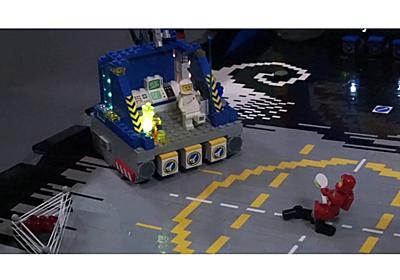 レゴとMITが共同開発した小型コンピューター搭載の「ピンボール・マシーン」がインテリ楽しい | ギズモード・ジャパン