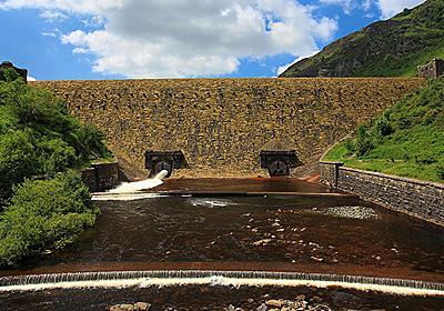 イギリスのダムめぐりが控えめに言って最高すぎた - デイリーポータルZ