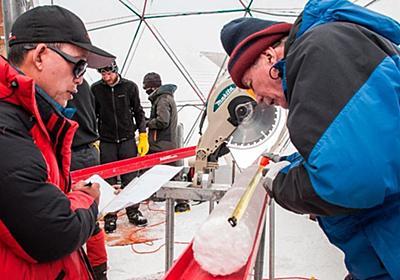 CNN.co.jp : 1万5000年前の未知のウイルス、チベットの氷河から発見