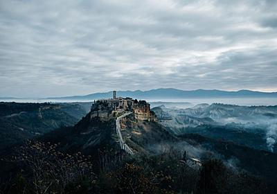 町全体がまるで博物館、崩落を続けるイタリアの「死にゆく町」チビタ | ナショナルジオグラフィック日本版サイト