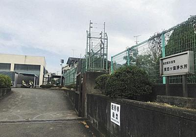 【独自】有害物質の血中濃度が府中は2倍、国分寺は1.5倍 昨年、浄水所で指針値超え:東京新聞 TOKYO Web