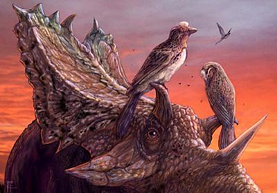 古代の鳥の新種を発見、北米最大級 | ナショナルジオグラフィック日本版サイト