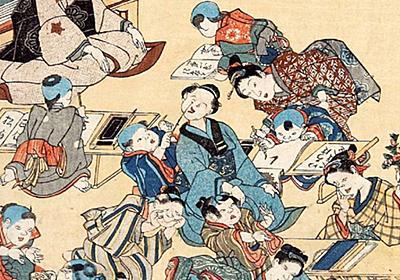 授業料は野菜払い!? 江戸時代の高い教育水準を支えた「寺子屋」が柔軟すぎる – 江戸ガイド