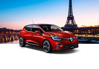 Renault Japon   ルノー ルーテシア