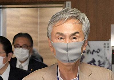 自民・石原伸晃元幹事長が新型コロナ感染 派閥領袖で初めて - 毎日新聞