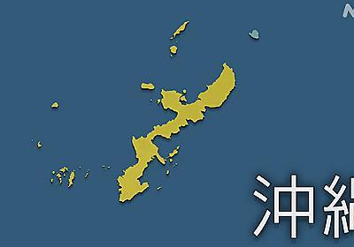 沖縄 コロナでホテル療養中の1人 飛び降り死亡 301人感染確認   新型コロナ 国内感染者数   NHKニュース