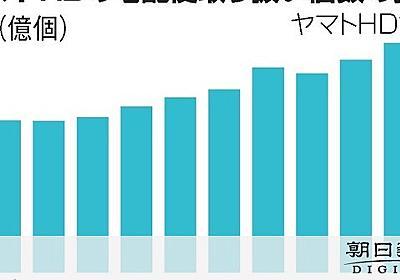 ヤマト荷物量抑制、目標届かず「値上げのむ企業多くて」:朝日新聞デジタル