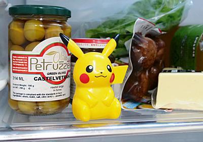 ピカチュウが冷蔵庫の中でおしゃべり&開けっぱなしも注意してくれる「冷蔵庫のピカチュウ」におしゃべりしてもらいました - GIGAZINE