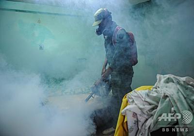 キューバ駐在外交官の謎の脳損傷、殺虫剤が原因? カナダ研究 写真1枚 国際ニュース:AFPBB News