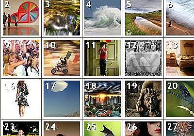 写真共有サービス「Flickr」のハイクオリティな写真集 - GIGAZINE