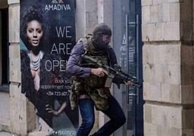 ケニアのホテル襲撃事件、英SAS隊員が1人で建物に乗り込み人々を救出   Switch news