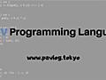 【プログラミング言語】モダンなV言語がリリースされたので触ってみる - pavlog
