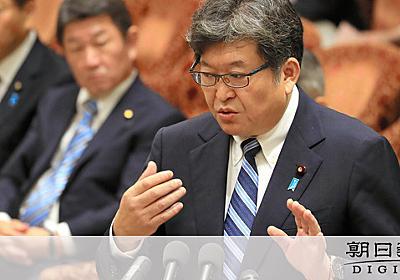 【詳報】加計問題と入試「ごっちゃにするな」色なす首相:朝日新聞デジタル