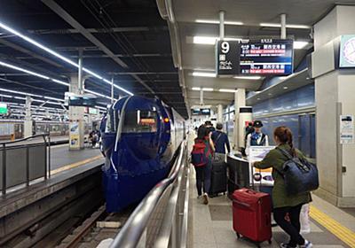 南海、新型特急を検討 31年なにわ筋線開通めど  :日本経済新聞