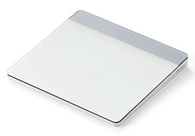 サンワサプライ、マルチタッチジェスチャー対応のBluetoothタッチパッド