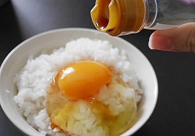 約55%の人が卵かけごはんを混ぜて食べている - デイリーポータルZ