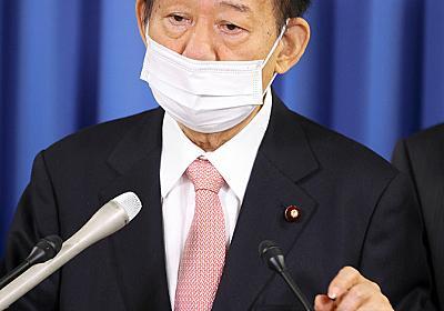 二階氏、GoTo必要強調「恐れとったら何もできない」 [新型コロナウイルス]:朝日新聞デジタル