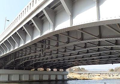 橋の裏側がかっこいい :: デイリーポータルZ