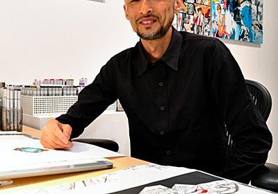 「デスノート」小畑健、初の顔出し 画業30周年を語る:朝日新聞デジタル