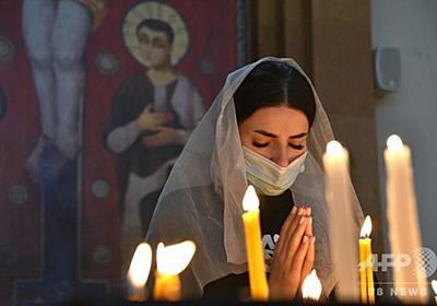 アゼルバイジャンとアルメニアが2度目の停戦 写真6枚 国際ニュース:AFPBB News