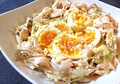 さっぱり系なら絶品ミョウガ鶏のレモンジンジャーソース(糖質2.9g)レシピ!【糖質制限】 - ねこやまローカボ日誌