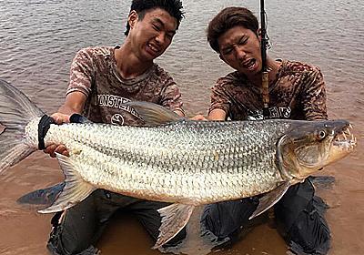 アフリカのコンゴまで牙のある怪魚ムベンガを釣り行った若者の話 :: デイリーポータルZ