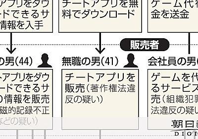 ドッカンバトルでチート、逮捕者も 課金「ずる」に快楽:朝日新聞デジタル