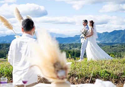 「家でやる結婚式、ホームウェディング」という選択。|石山アンジュ|note